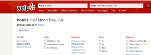 Yelp Search: How Yelp Inflates Their Search Results